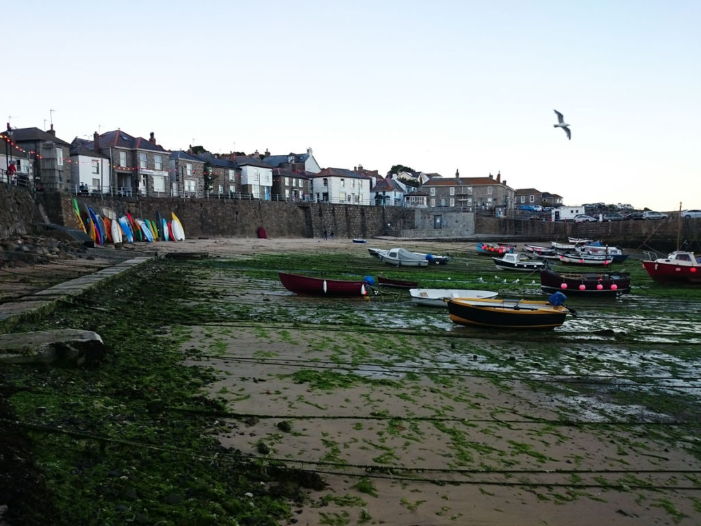 Low Tide Mousehole